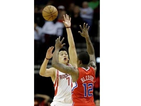林书豪无缘NBA全明星赛首发球员 坦言自己不够格