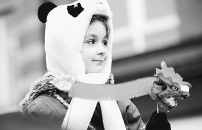 折纸熊猫的步骤图解