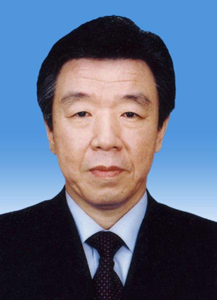 中国人民政治协商会议第十二届全国委员会副主席卢展工新华社发