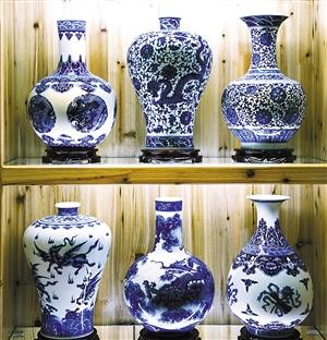 瓷器china中国的象征