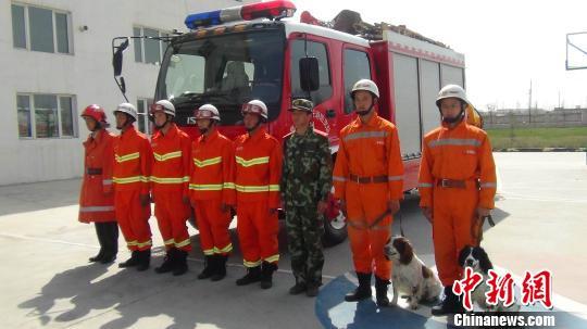 新疆昌吉发生5.6级地震:消防救援集结待命