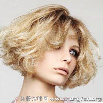 最新欧美时尚发型图片