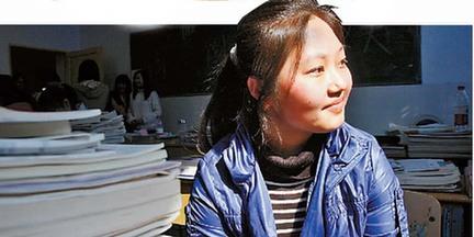高一女生写出43万字言情小说
