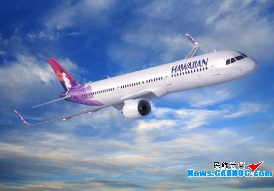 此次订购的a321neo飞机预计能够为我公司带来约1000个新的工作岗位.