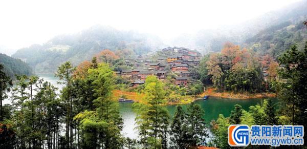 贵州剑河最美风景