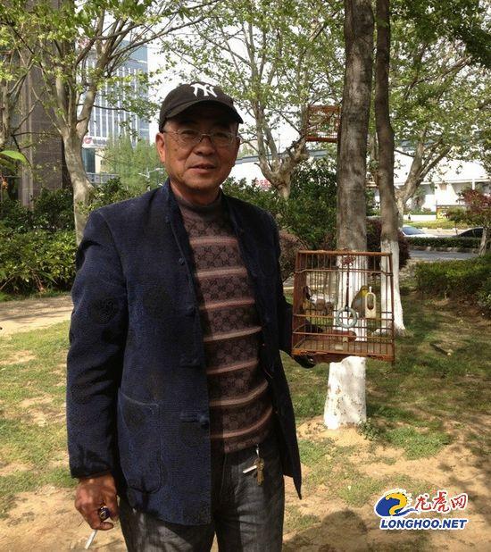南京养鸟人刘先生