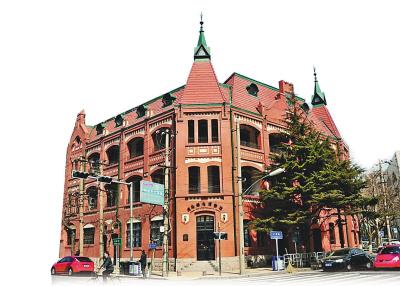 访青岛邮电博物馆