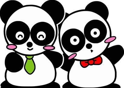"""滚动新闻 > 正文   原标题:""""阿宝""""兄弟回家 2007年,成都熊猫基地的一"""