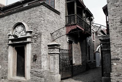 上海特色民居 石库门