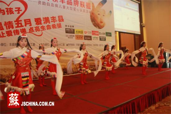 丰县为白血病视频背后义卖筹得爱心16484元v视频儿童善款图片