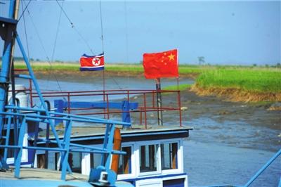 朝鲜军艇曾多次越界抓扣中国渔民 丹东公司帮收赎金