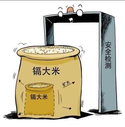 毒大米事件持续发酵检测概念股或将受益