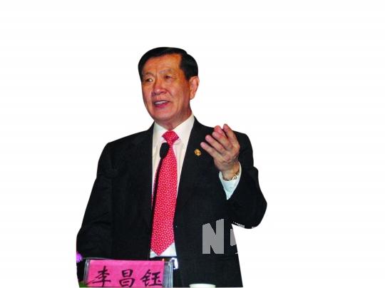 神探李昌钰。资料图片