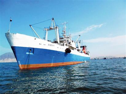青岛首批远洋船员如今已成船长 走遍全球