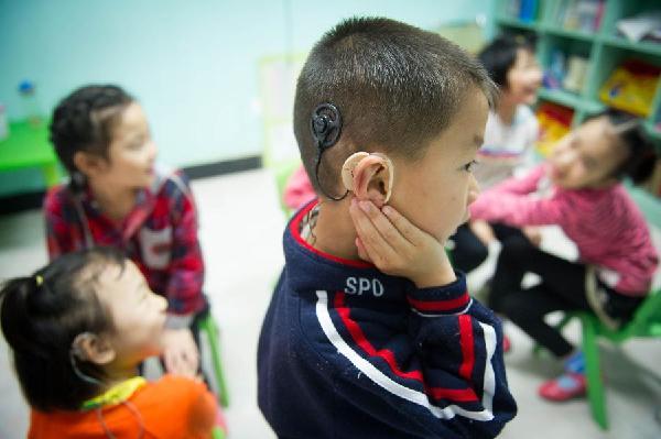 听障儿童康复中心:从1个到100个