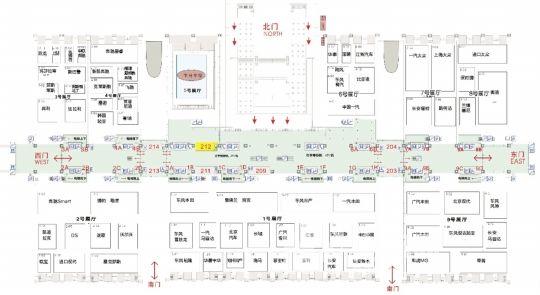 香港机场高清地图