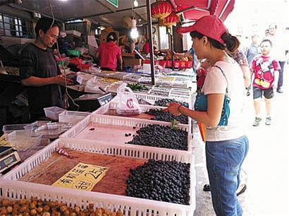 青岛成全国最大蓝莓基地 一斤20元卖出樱珠价