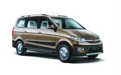 消息,上汽通用五菱新车型五菱宏光S将于8月上旬上市.-五菱宏光S