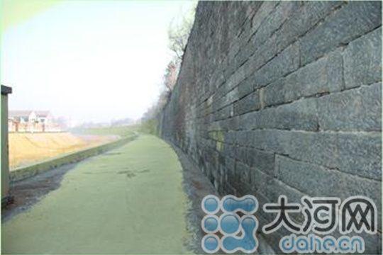 古城墙外墙