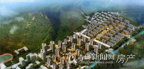 近日,青岛市规划局对汉河旧村改造规划方案进行批前公示.