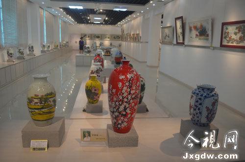 创意多元发展 景德镇做大做强陶瓷产业
