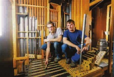 欧洲古管风琴告急图片