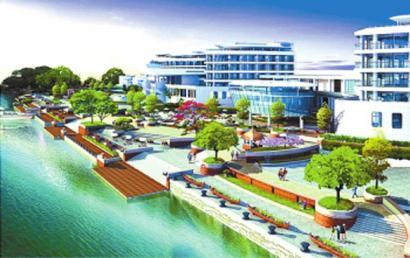 追加投资8000多万 南充旅游客运码头要升级