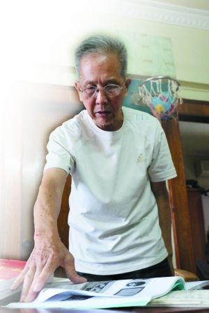 七旬退休老人, 书写 生活