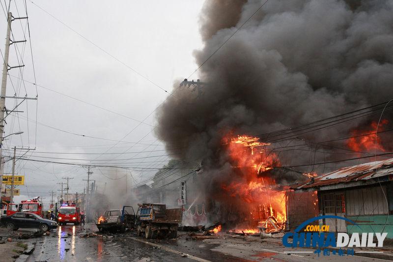 菲律宾南部城市发生爆炸事件 已造成4人死亡