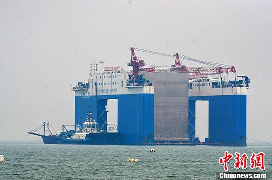福建建设东南最大矿石码头 一季度总发运量破