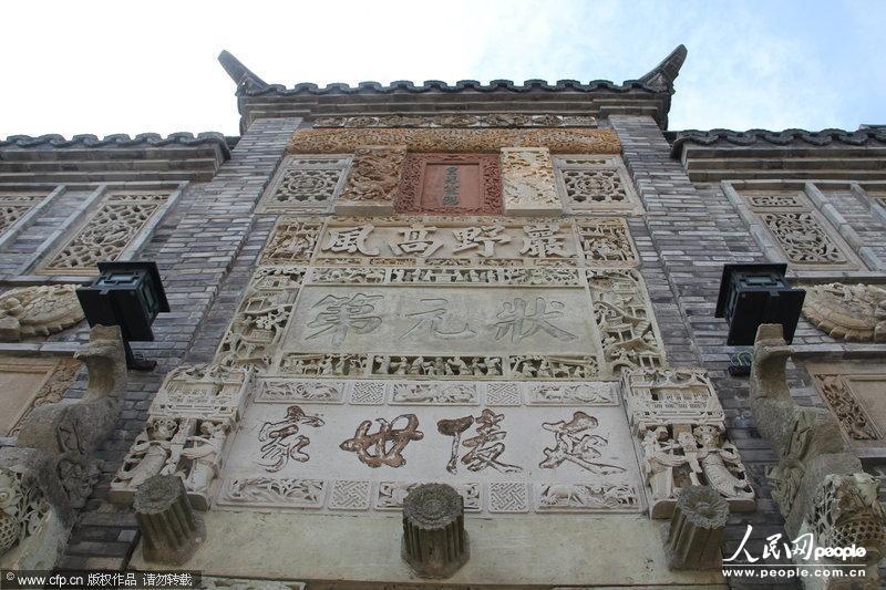 但古建筑特有的结构,没少让他花心思,光是4年间请师傅的工钱,就花去