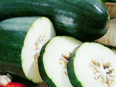 冬瓜-生活中最护肝的十二种蔬菜