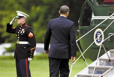 美军军规:驻外士兵外出须结伴 执勤水兵不能手插口袋