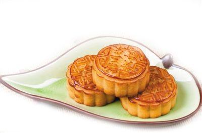 老鼎丰川酥月饼