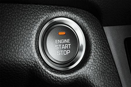 汽车都有一键启动按钮吗 安全吗图片