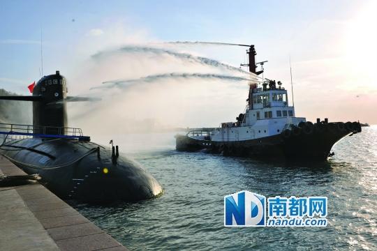 中国为何掀开核潜艇部队神秘外衣? - 精诚所至 -            精诚所至