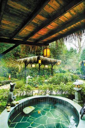 国家森林公园,国家4a级旅游景区——江西宜春明月山风景名胜区温汤镇.