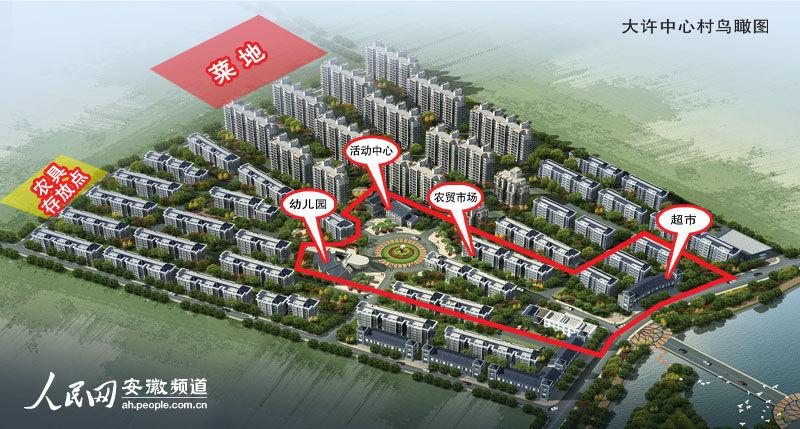 郑蒲港新区中心村公共配套建设