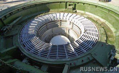 俄军新型井基导弹系统 (图片来源:俄罗斯新闻网)