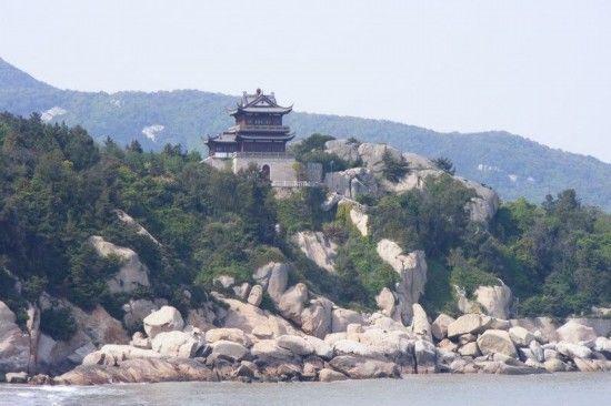 川峨眉山、安徽九华山并称为中国佛教四大名山,是观世音菩萨教化图片