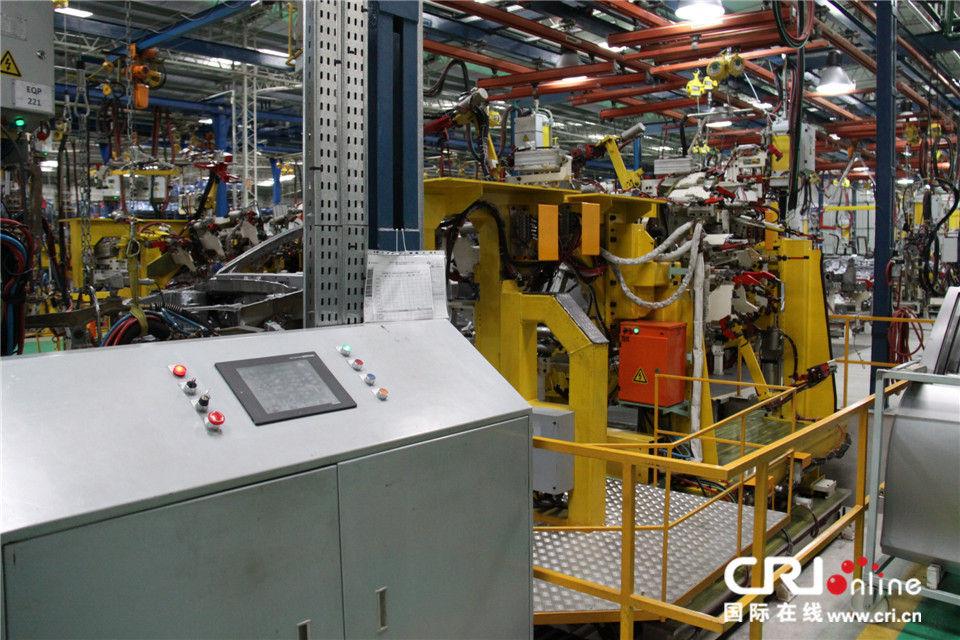中国自主品牌汽车扎根拉美 探访吉利乌拉圭工厂