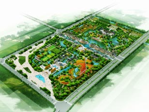张謇垦牧文化公园