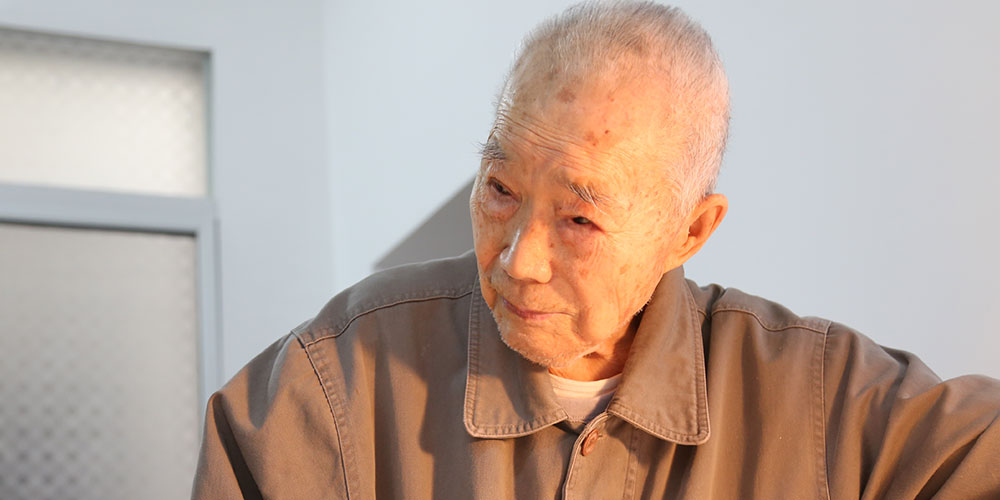 104岁抗日老兵培养过新中国第一批女飞行员