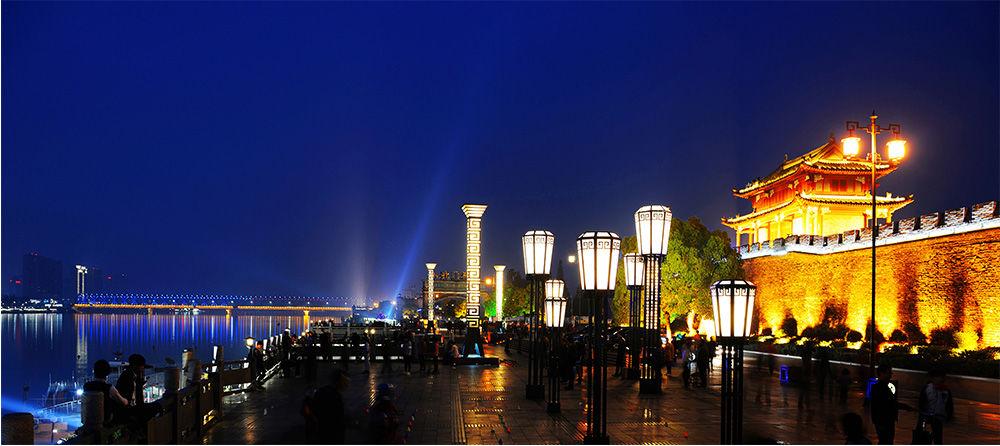 汉江·古城
