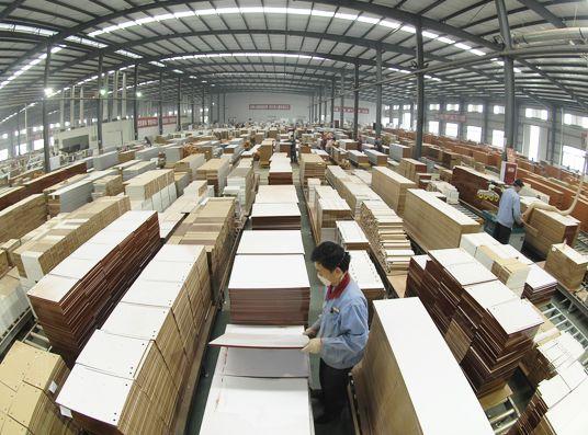 第65期中国家具的产业集聚只是被地产商拉着跑
