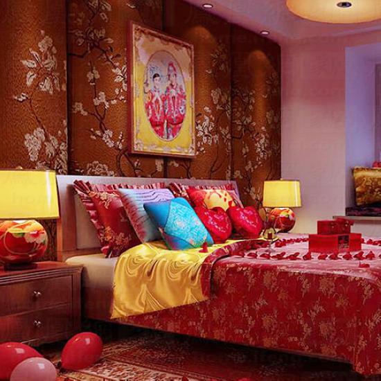 婚房卧室应该怎样布置