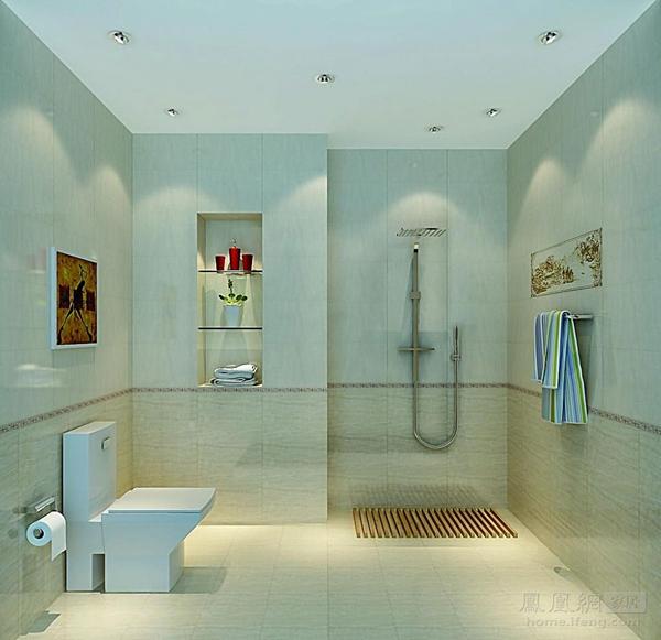 如何清洁浴室的瓷砖