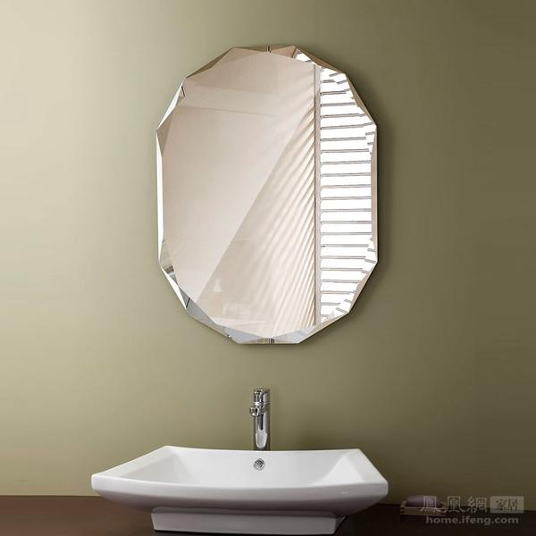 如何清洁浴室镜子