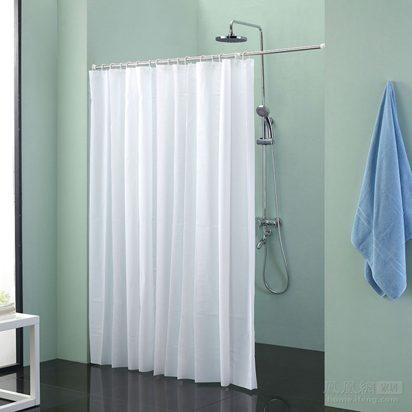 如何清洁浴帘衬垫