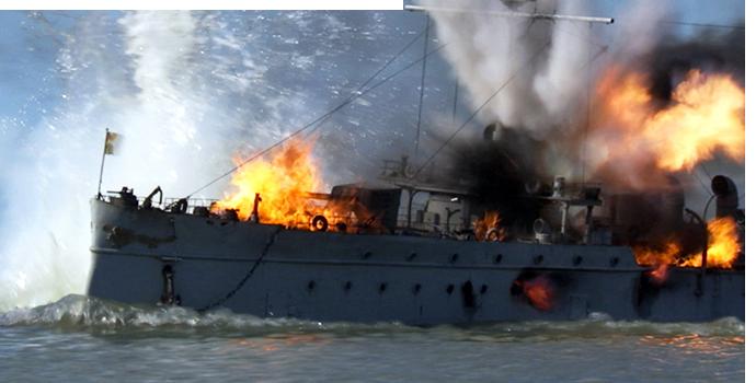 纪念甲午战争120周年